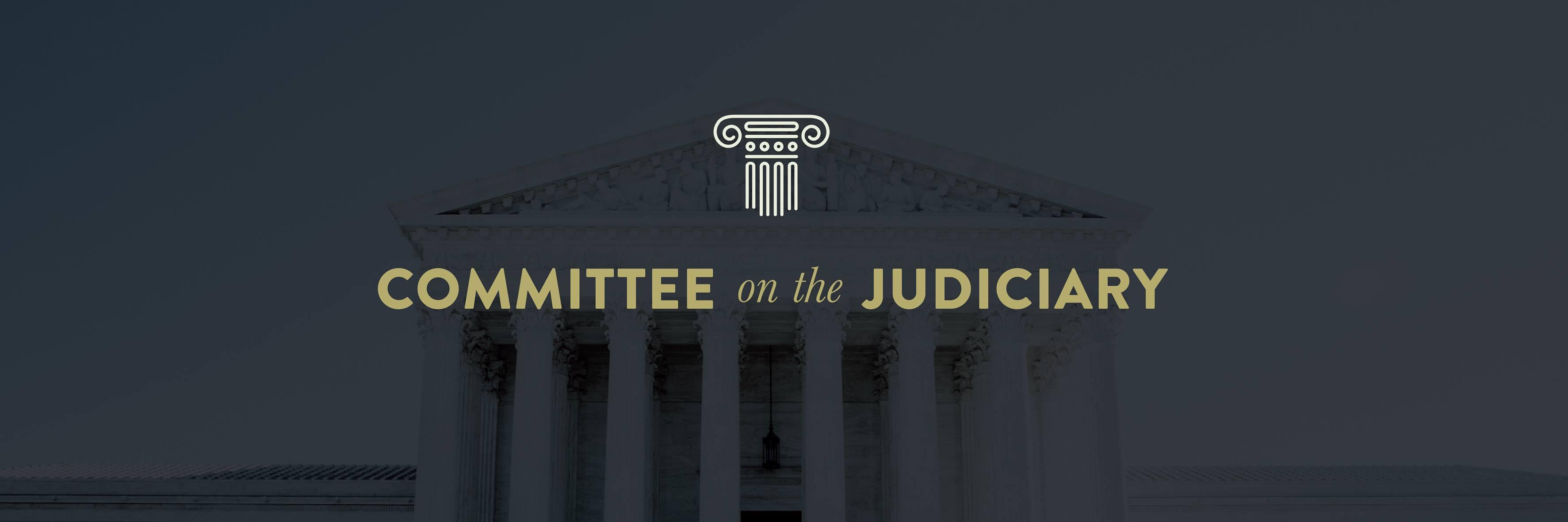 Senate Judiciary Committee Banner